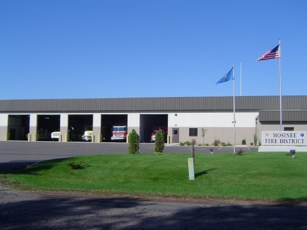 Mosinee Fire District - Station 2